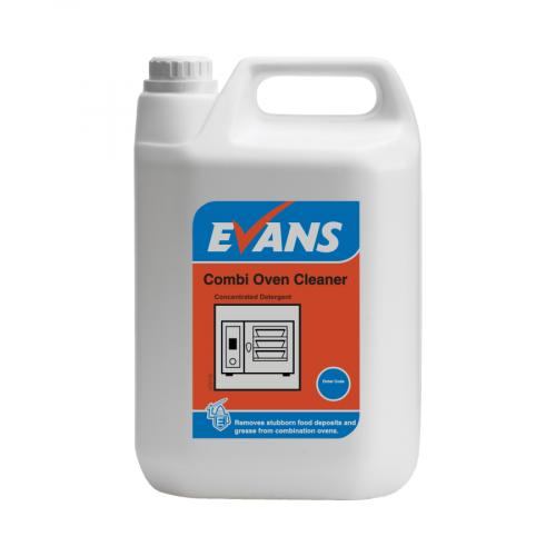 Evans Vanodine Combi Oven Cleaner - 5L - Case of 2